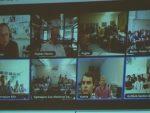 Videokonferenz mit Leiter des Kometenlanderaumschiffs Philae