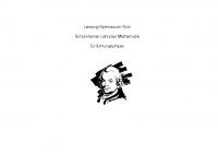Lehrplan Mathe EF EPH