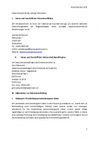 Datenschutzerklärung Lessing Homepage