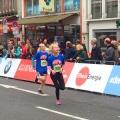 Laufen wie die Großen – Lessing beim Köln Marathon