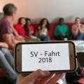 Neue Jahresthemen und Projekte – Die SV-Fahrt 2018