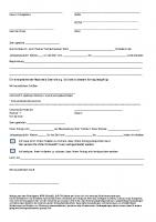 Beurlaubungsantrag – Schüler – ausfüllbar