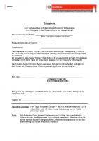 Erlaubnis zum Verlassen des Schulgeländes SEK I 2018-19 – ausfüllbar