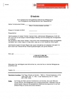 Erlaubnis zum Verlassen des Schulgeländes SEK I 2019-20 – ausfüllbar