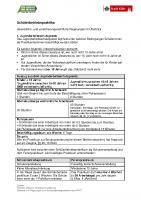 Infoblatt Schülerbetriebspraktika
