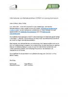 Informationen zum Betriebspraktikum 2019_20