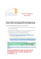 Stubo Newsletter Juni 20