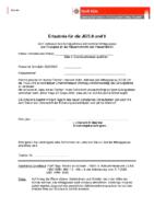 Erlaubnis zum Verlassen des Schulgeländes SEK I 15-09-2020