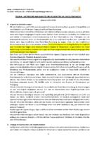Hygiene- und Abstandsregeln Lessing-Gymnasium ab 21.09.20