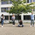 Wir sind für Euch da – Eure Schülersprecher