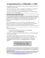 SchülerElterInfo zu DSBmobile 2020