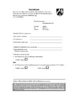 Bescheinigung PCR CoVID Test ausfüllbar 062021