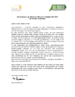Informationen zum Betriebspraktikum 2022