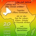 Afrikafest Einladung 2016