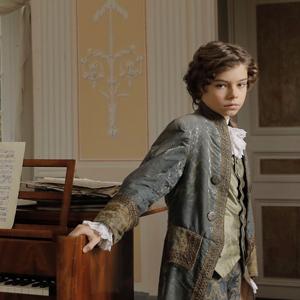 Colin Pütz spielt den jungen Beethoven