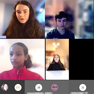 Das Lessing debattiert im Jahr 2021 digital