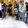 MINT-Ausflug ins DLR School-Lab